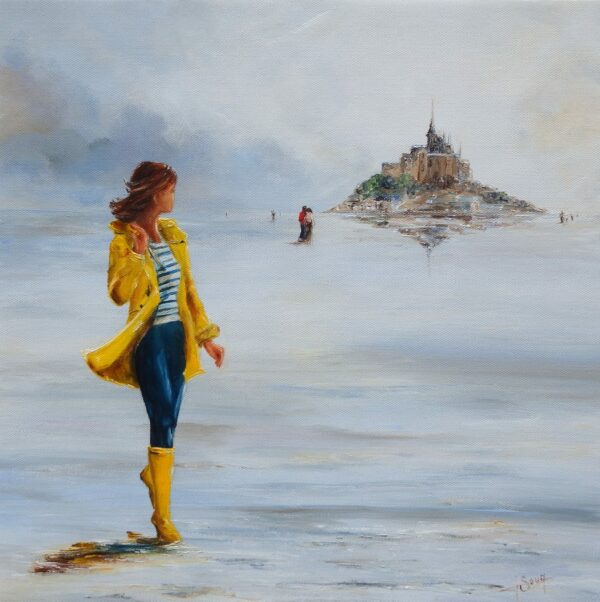 Escapade au Mont Saint-Michel